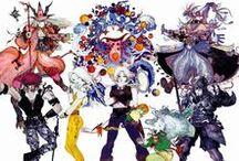 Tema: Final Fantasy (ファイナルファンタジー)