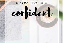 Finding Confidence / Tips and tricks about finding and keeping your confidence going.