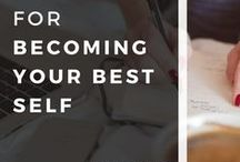 Self Love Tips / Self love tips, self care routine, self love, self love, morning routine, lifestyle tips
