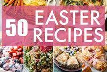 Easter Recipes / Easter recipes for brunch, dinner and dessert. Easter   Recipe   Food   Foodie   Brunch   Dinner   Dessert   Egg   Carrots   Ham   Salmon   Pineapple   Potato   Peeps   Bunny   Roast   Snack