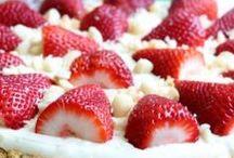 recipes desserts and snacks / by Sharon Woodhead Leo