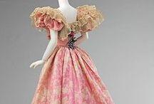 antique clothing / by Sharon Woodhead Leo
