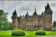 castles / by Sharon Woodhead Leo
