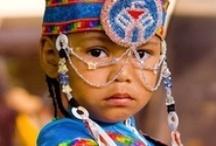 native americans / by Sharon Woodhead Leo