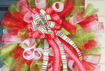 Holli Jolli Christmas Wreaths / by Persnickety Cricket