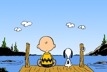 ♥ HAPPINESS IS ... PEANUTS ♥  / by Jessica Gawenus