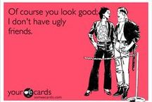 Humor / Laugh!  Smile is the best makeup:)