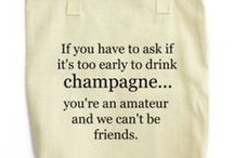 Champagne Life / Champagne makes everyone happy;)