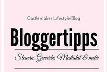 Bloggerwelt / In diese Rubrik kommt alles, was sonst keinen Platz findet. Bloggertipps, Steuern, Gewerbe, Layout und mehr.