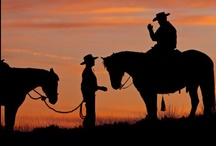 Cowboys and Cowgirls / by Sharon Woodhead Leo