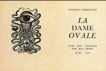 Leonora Carrington / Clayton le woods, UK, 1917 - México D.F., 2011. / by celeste