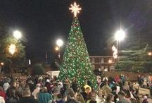 Tree Lighting Ceremony - City of Lumberton