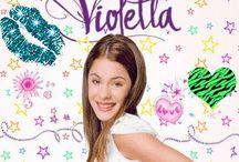 Violetta / Amo violetta