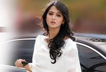 Anushka Shetty / Galleries of Actress Anushka Shetty