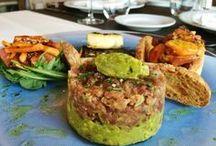 Menú gastronómico / ¡Aquí puedes ver los deliciosos platos con los que deleitamos nuestros clientes! Este menú está disponible para cenar, viernes y sábado noche. ¡Llámanos y haz tu reserva, al 931 037 013!!