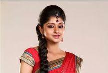 Actress Aishani
