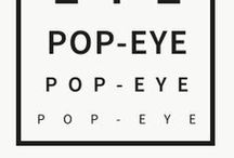 Pop-Eye 2014 / #PopEye is the special area dedicated to eyewear staged by Pitti Immagine (#PU86) in cooperation with #MIDO, June 17-20 2014. Pop Eye will explore the link between eyewear and fashion with an emphasis on the highest quality, attention to design, and style research. Pop Eye will showcase a selection of creativity and innovation-oriented brands. The project is conceived to meet the needs of both the most sophisticated buyers and of eyewear manufacturers seeking new creative synergies.