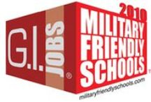 Military Students / by Trojan Cafe