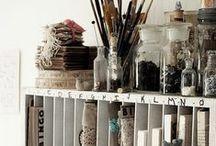 Art Studio Organisation
