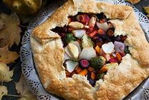 Autumn Recipes / autumn recipes, pies, pumpkin, squash, blackberries, apples, warm, roasted