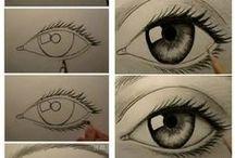 - mensen tekenen - / Als je goed wilt leren tekenen is het belangrijk dat je leert om heel goed te kijken.