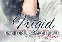Frigid Serie- Jennifer L. Armentrout / Saga Frigid. 1- Frigid,  2- Scorched