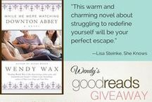 Contests, Promotions, Events / Pins about Wendy Wax-sponsored contests, promotions, events and appearances.