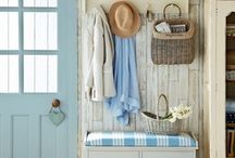 Coastal Cottage / Ideas for the house that i'm hoping we get.