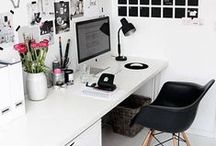 DESK INSPIRATION / Office Goals