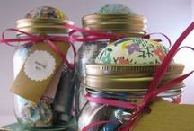 Christmas Gift Jars / Christmas Jars, Kilner, Mason Cash, Christmas Gifts, Gift in a Jar, Presents