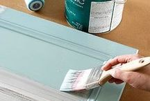Perfect Paint and Finishes / Paint, stain, wax and all the great finishes ~ right here in linked tutorials just for you.