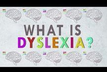 Dyslexia / Resources for Understanding and working with students and Adults who have Dyslexia