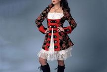 DIY Steampunk Style - Sewing Patterns / Sewing patterns for Steampunk-style garments and accessories.