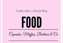 FOOD - Cupcakes, Muffins, Gugl Rezepte / Hier gibt es köstliche Cupcakes, Muffins, Macarons und Gugelhupf in allen Varianten. Rezepte für Kleingebäck eben - backen, backideen, essen
