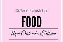 FOOD - Low Carb und fettarme Rezepte / Du suchst nach Low Carb oder fettarmen Rezepten, dann bist Du auf diesem Board richtig.  fettarme Rezepte, kohlenhydratarm, gesunde Ernährung, abnehmen, ww