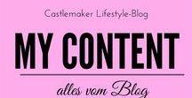 Castlemaker Lifestyle-Blog Rezepte & mehr / Bunt wie das Leben, so sind auch meine Pins, die sich hier alle versammeln und hinter jedem Pin steckt ein Blogbeitrag. Lasst Euch von leckeren leckeren Rezepten für Torten, Kuchen und Desserts verführen. Oder schaut Euch an, was eine Mama von 2 Kids auf die Schnelle kocht. Ein paar low carb Rezepte sind auch dabei, aber auch  Mode über 40, Familienreisen, Städtetrips, alles für die Schönheit inkl.  Naturkosmetik und auch Bloggertipps.