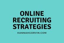 Online Recruiting Strategies / Helping You Generate Endless Leads, Prospects And Recruit Reps Online To Skyrocket Your Network Marketing Business.