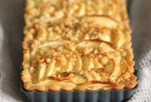 Rezepte - mit Äpfeln / An apple a day....hier gibt es alle möglichen Rezepte rund um den Apfel. Apfelkuchen, Apfelkompott....etc.