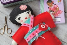 Dolls & Doll clothes
