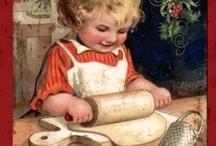 Christmas cookies & foods