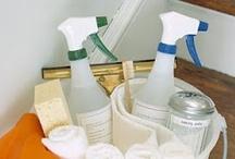 Praktikák DIY Cleaning
