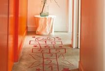Couloirs & entrées