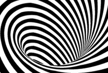 Trends | Optical / #Optical #Black&White #BW #Stripes #Patterns #Graphic #Outlines #Geometrical