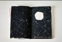 night sky / by Sylwia Tymonsyl