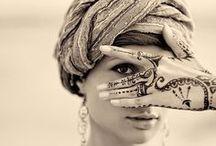 Faces  / by Loretta Yerian