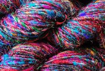 Yarn and Fibre / by Saffron Galleria