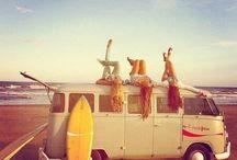 Girls beach weekend