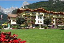 Hotel Alle Dolomiti a Molveno - L'atmosfera della nostra casa / A Molveno, nel Parco Naturale Adamello Brenta, a due passi dal lago... per una vacanza indimenticabile!