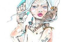 > art inspiration <