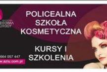 Co robimy w policealnej szkole kosmetycznej AZIU w Poznaniu / Jak zostać kosmetyczką? To tylko 2 lata ciekawej nauki i dwóch państwowych egzaminów. Trudne, ale da się zrobić, zwłaszcza jeśli masz kosmetyczną pasję!